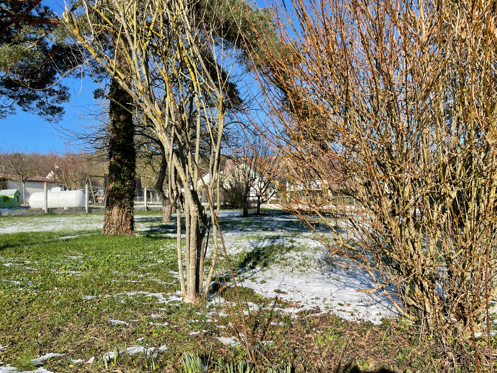 terrain en vente La bonneville sur iton