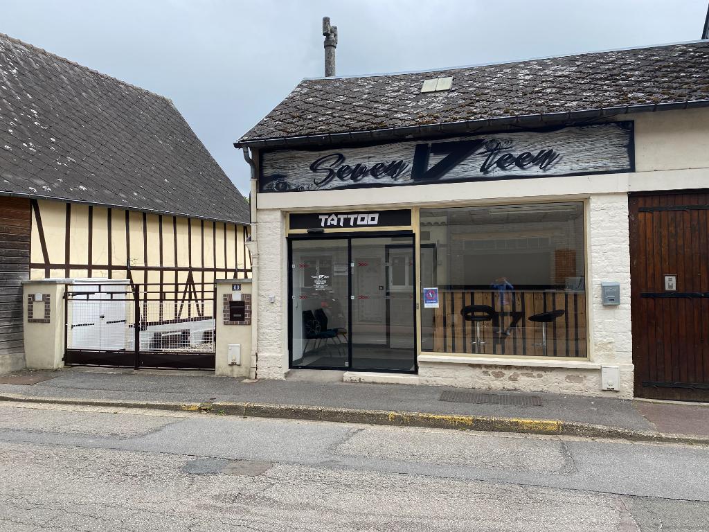 local commercial en vente La bonneville sur iton