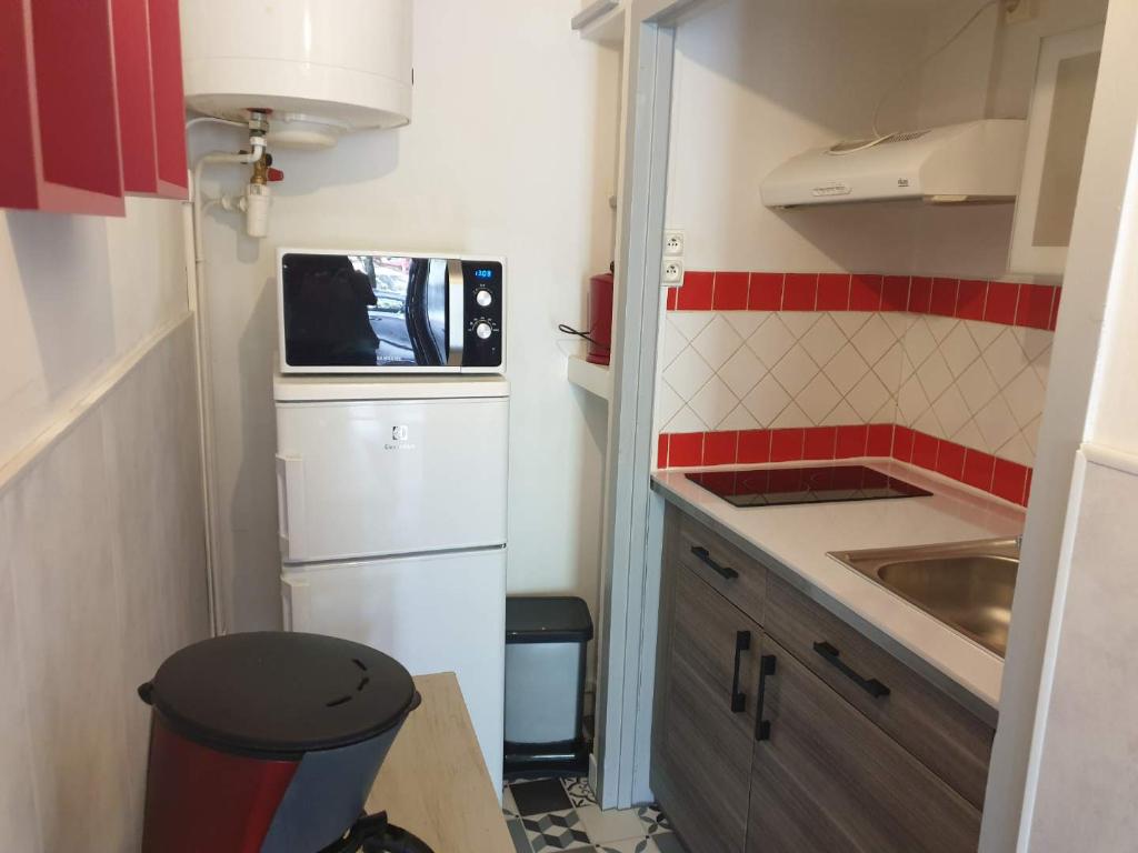 photo de Appartement  - Studio -  24 m2 - Meublé à l'année