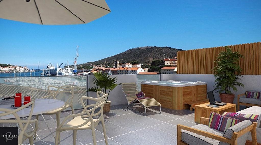 A vendre appartement t4 4 pi ces 3 chambres en duplex dans - Hotel avec jacuzzi dans la chambre pyrenees orientales ...