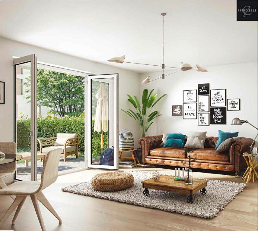 a vendre appartement t2 2 pi ces 1 chambre et terrasse dans programme neuf rueil malmaison. Black Bedroom Furniture Sets. Home Design Ideas