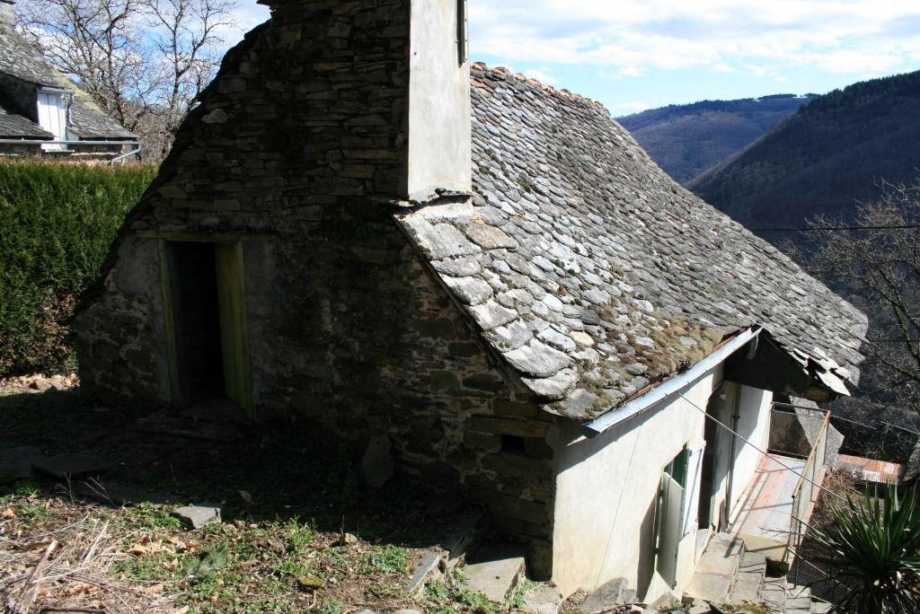 vente maison/villa 3 pièces LACROIX BARREZ 12600