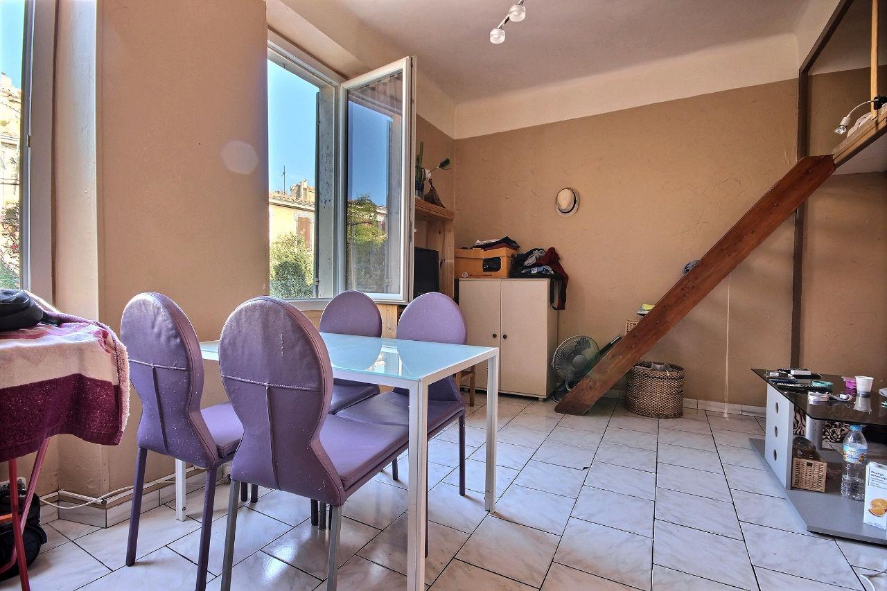 Vente Appartement 1 pièces MARSEILLE 13003