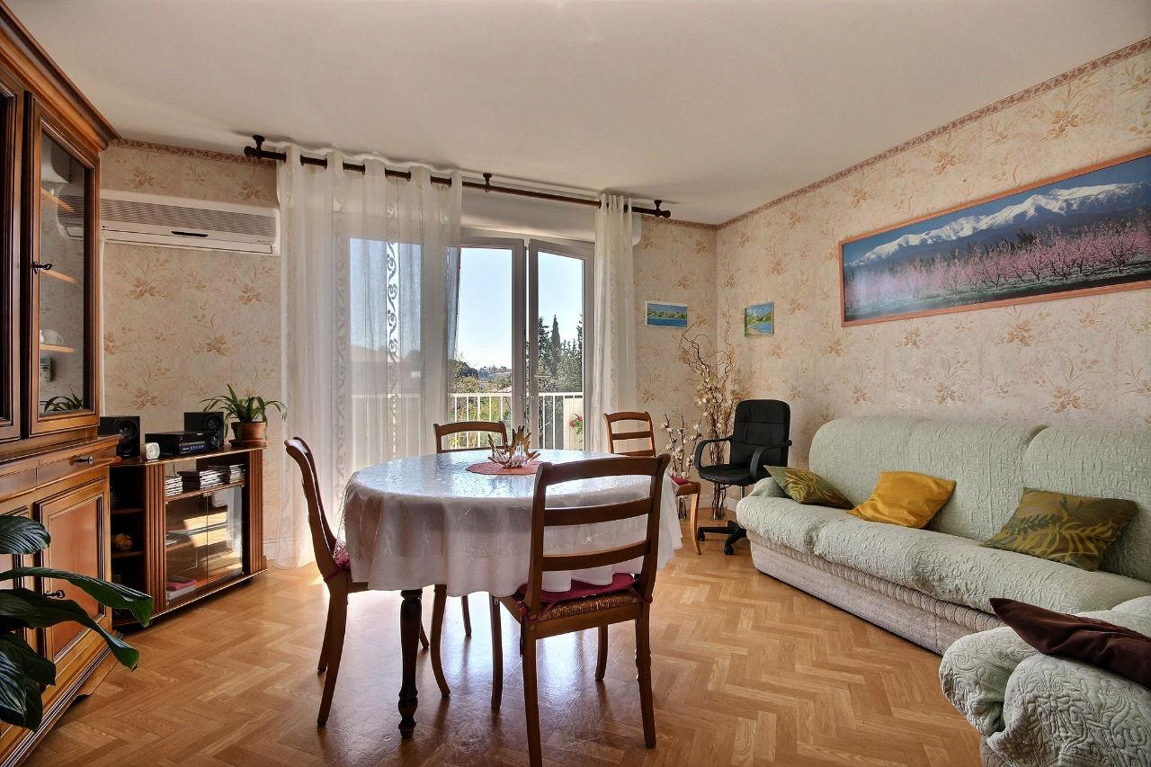 Vente Appartement 3 pièces LES OLIVES 13013