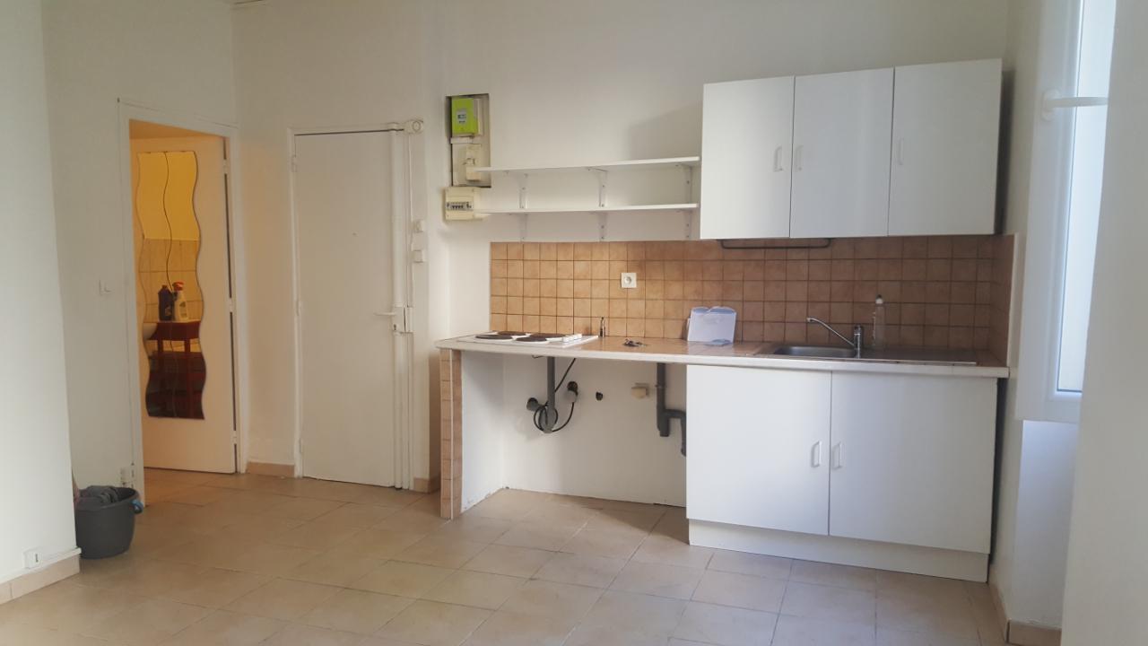location appartement 2 pièces Marseille 13004
