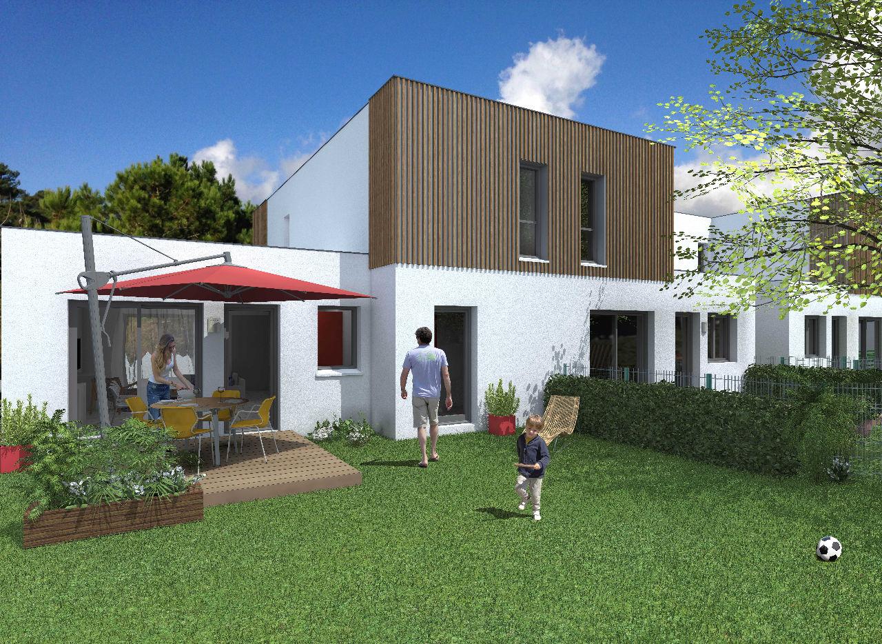 A vendre biscarrosse maison 3 chambres et garage dans r sidence s curis e frais de notaire - Frais notaire pour garage ...