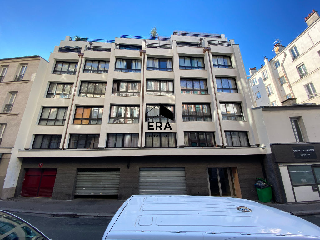vente garage parking paris buttes chaumont 19e