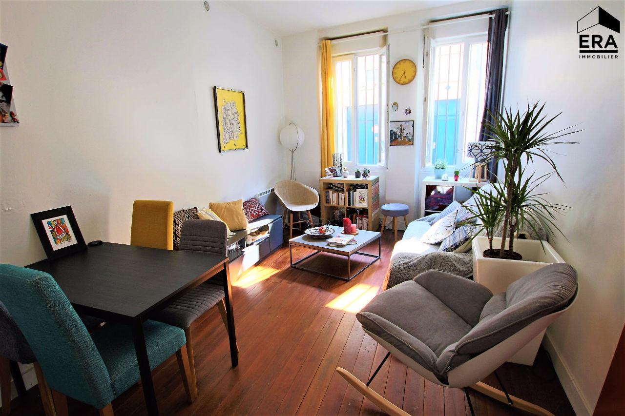 Vente Appartement 2 pièces BORDEAUX 33000