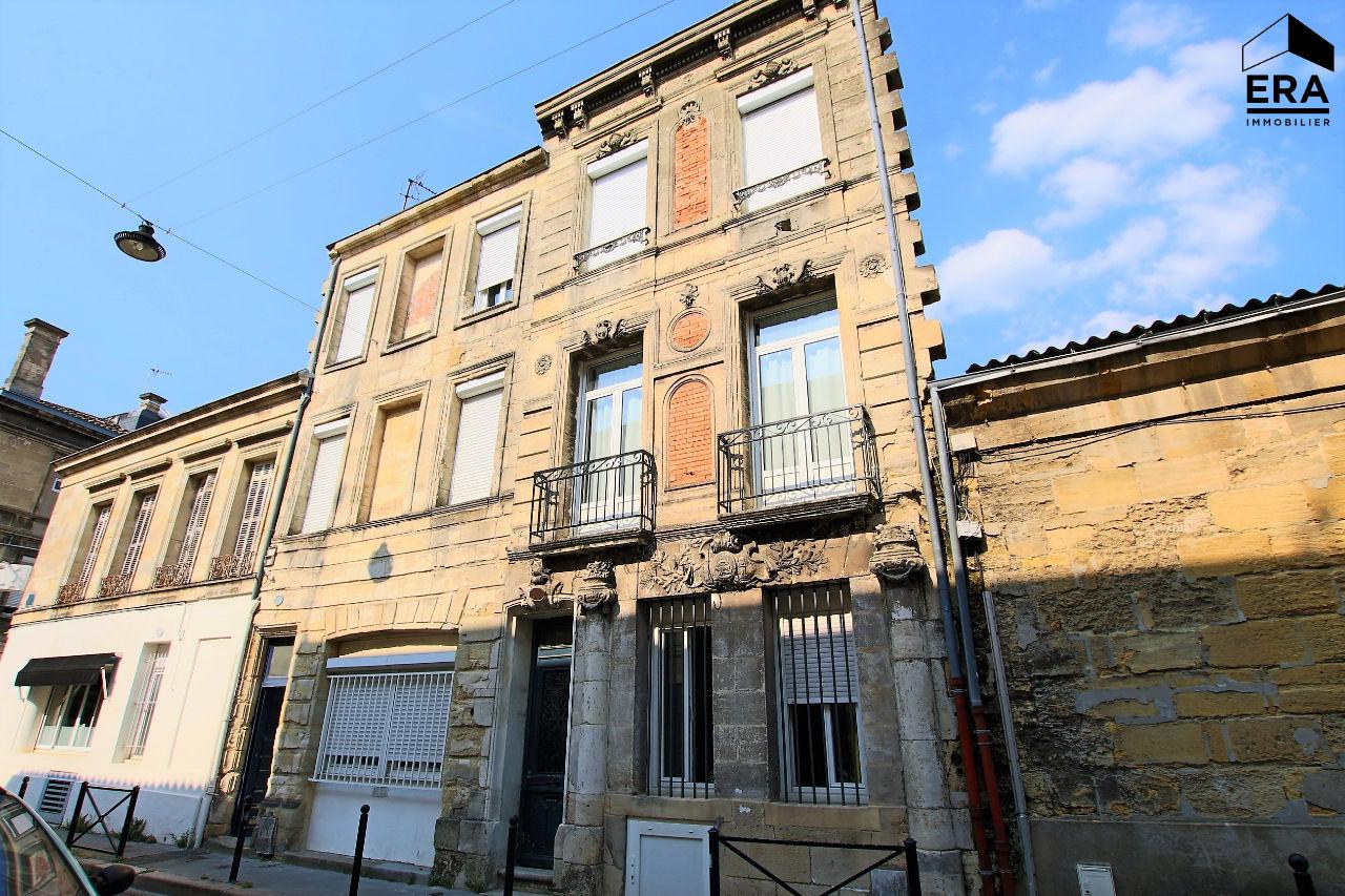 Vente Immeuble 1 pièces BORDEAUX 33000