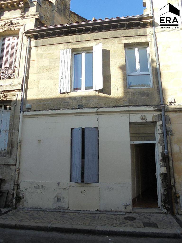 Vente Immeuble BORDEAUX BORDEAUX 33000