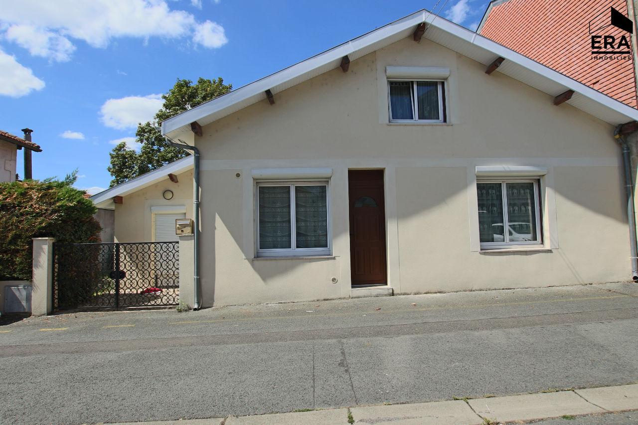 Vente Maison 4 pièces SAINT DENIS DE PILE 33910