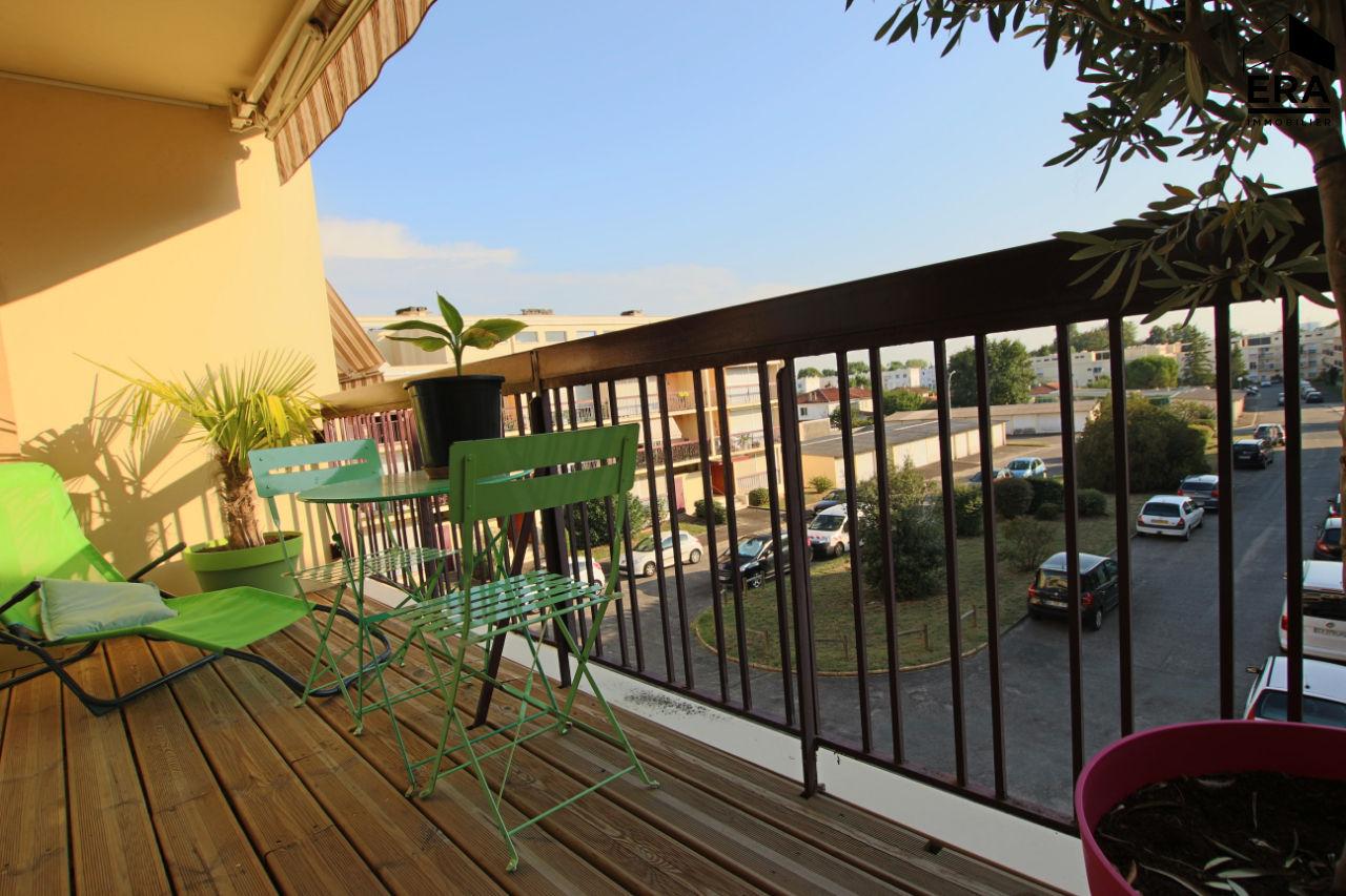 Vente Appartement 3 pièces MERIGNAC 33700
