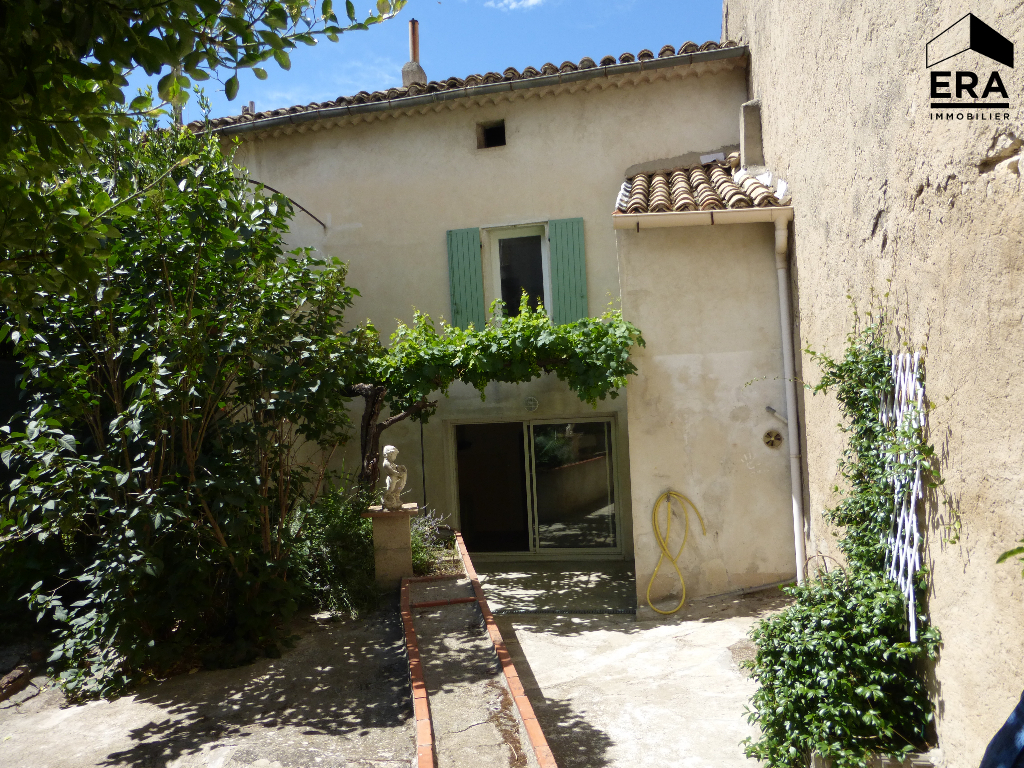 Orgon maison de village de 100m² sh rdc + 1 avec grenier ...
