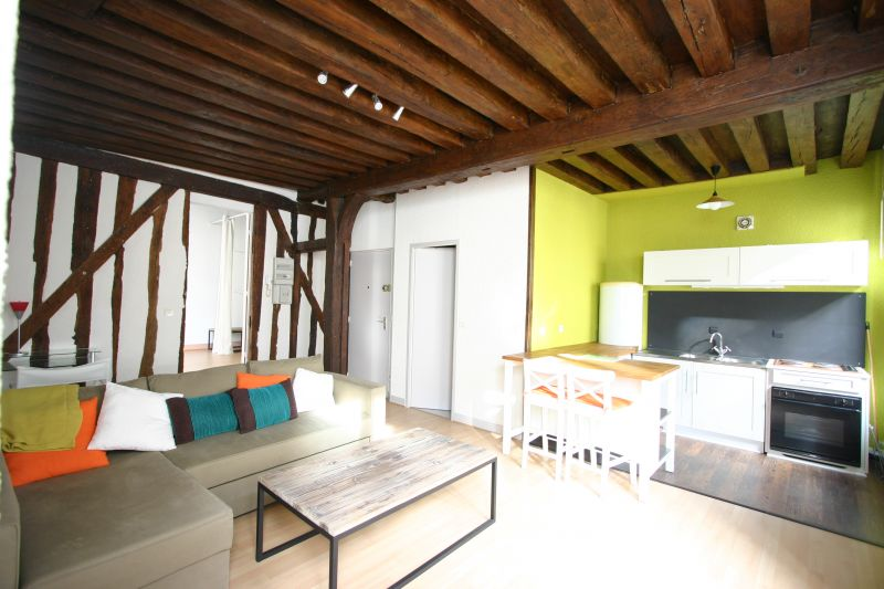 photo de Centre-ville - Appartement Orleans 2 pièce(s) 40 m2