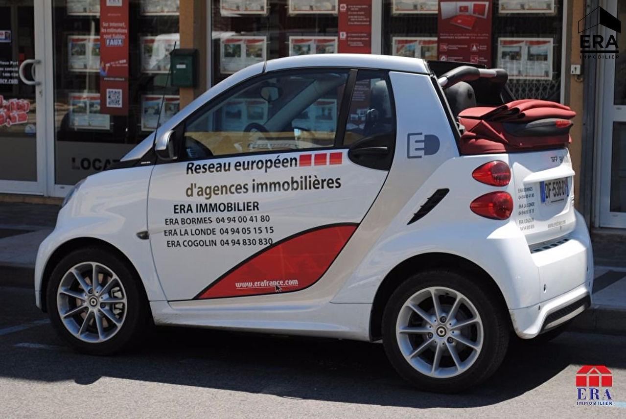 Vente garage parking bormes les mimosas 83230 sur le for Assurance voiture garage parking
