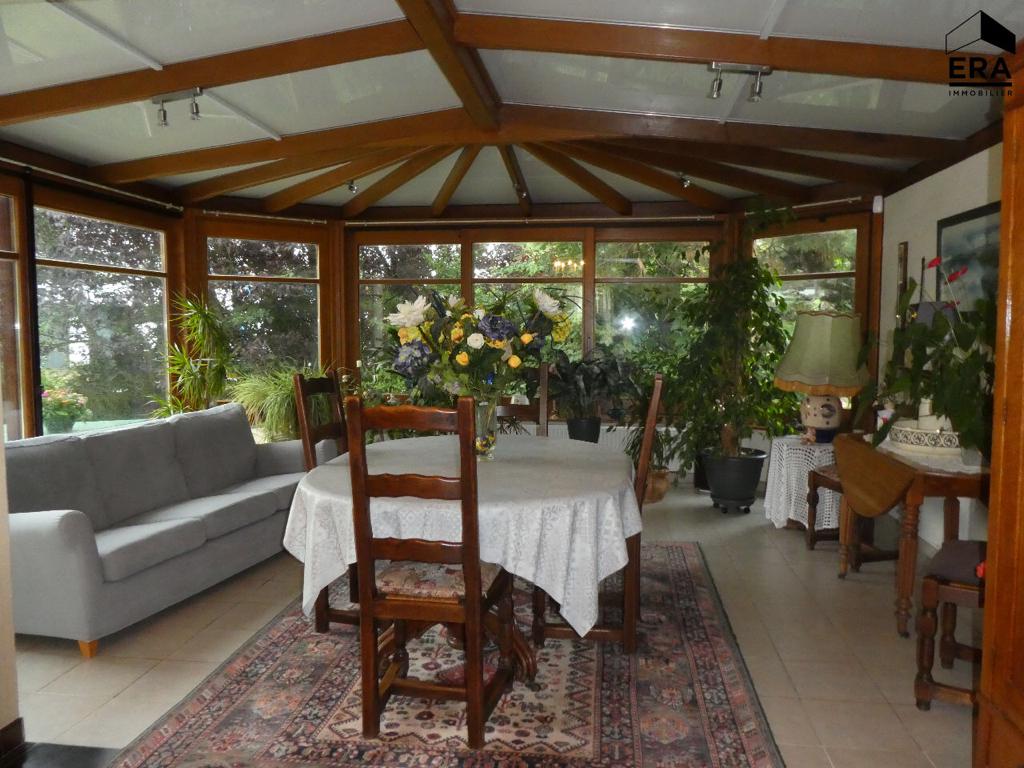 pavillon indépendant Outreau 7 pièces, 5 chambres, belle pièce de vie, cuisine, véranda, sous ...