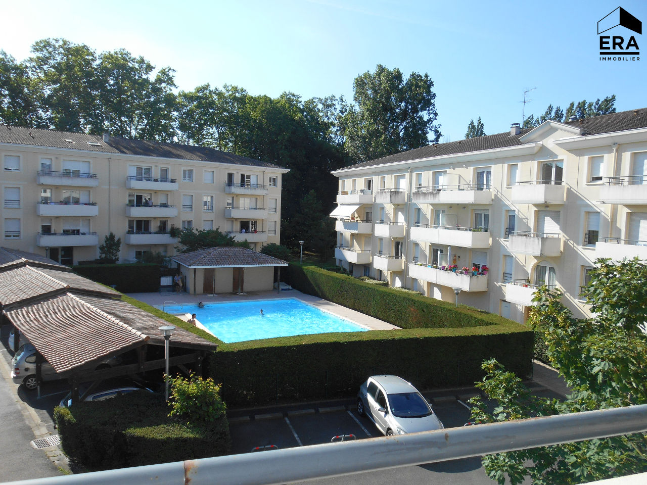 Vente Appartement 2 pièces BLANQUEFORT 33290