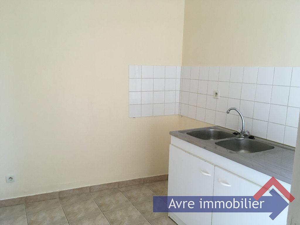 Rental apartment Verneuil sur avre 440€ CC - Picture 5