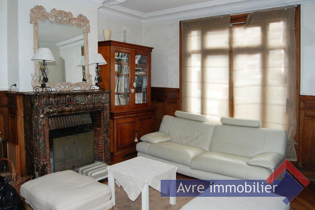 Sale house / villa Verneuil d'avre et d'iton 335000€ - Picture 3