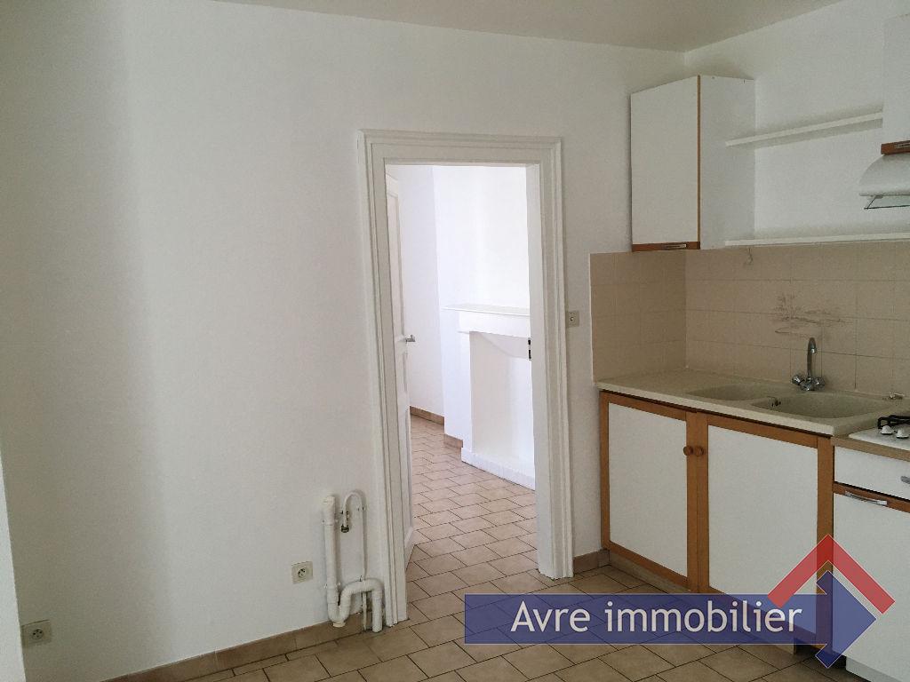 Location appartement Verneuil d avre et d iton 420€ CC - Photo 2