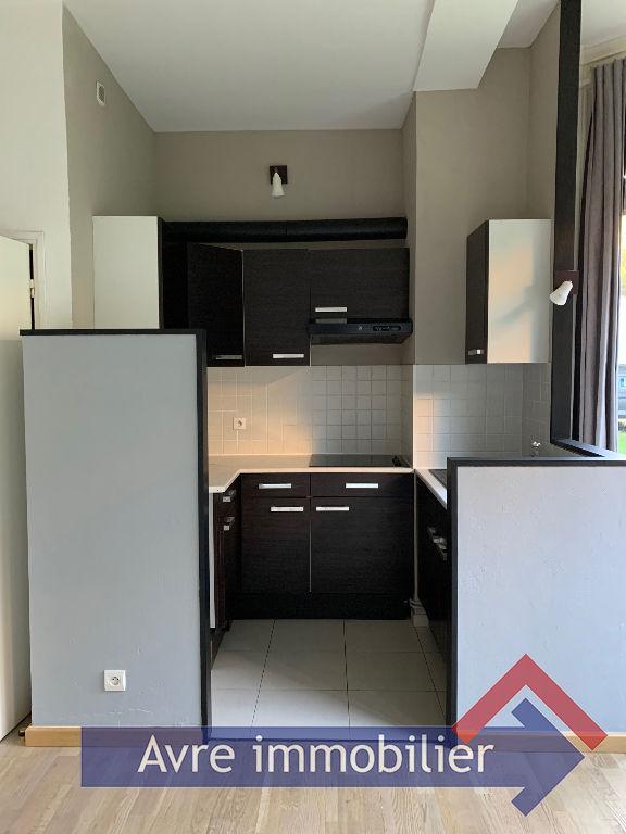 Location appartement Verneuil d avre et d iton 400€ CC - Photo 4