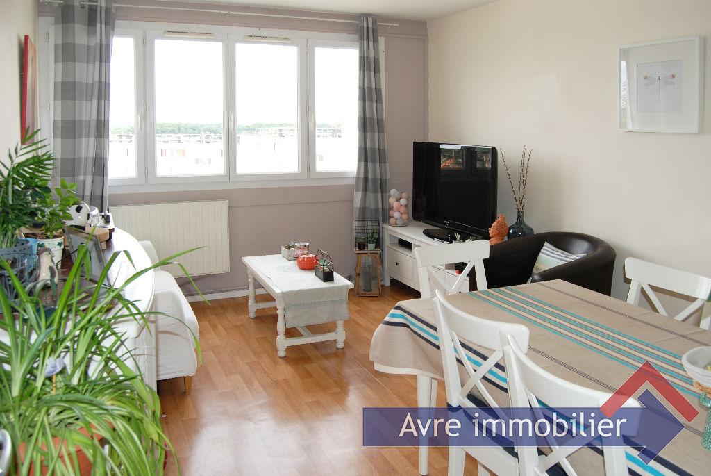 Sale apartment Tillieres sur avre 58500€ - Picture 1