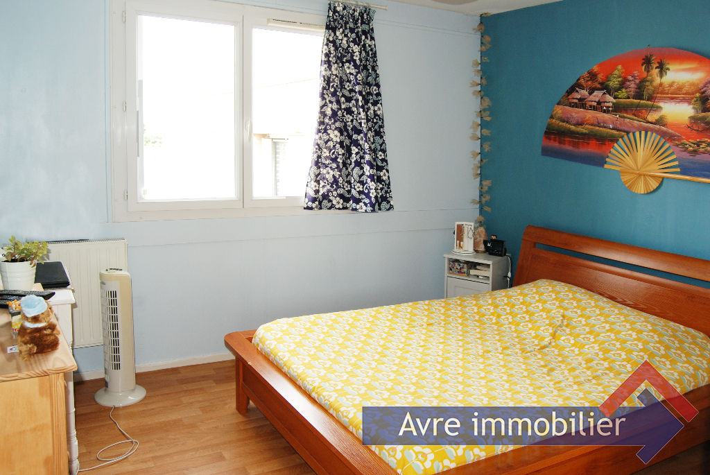 Sale apartment Tillieres sur avre 58500€ - Picture 3