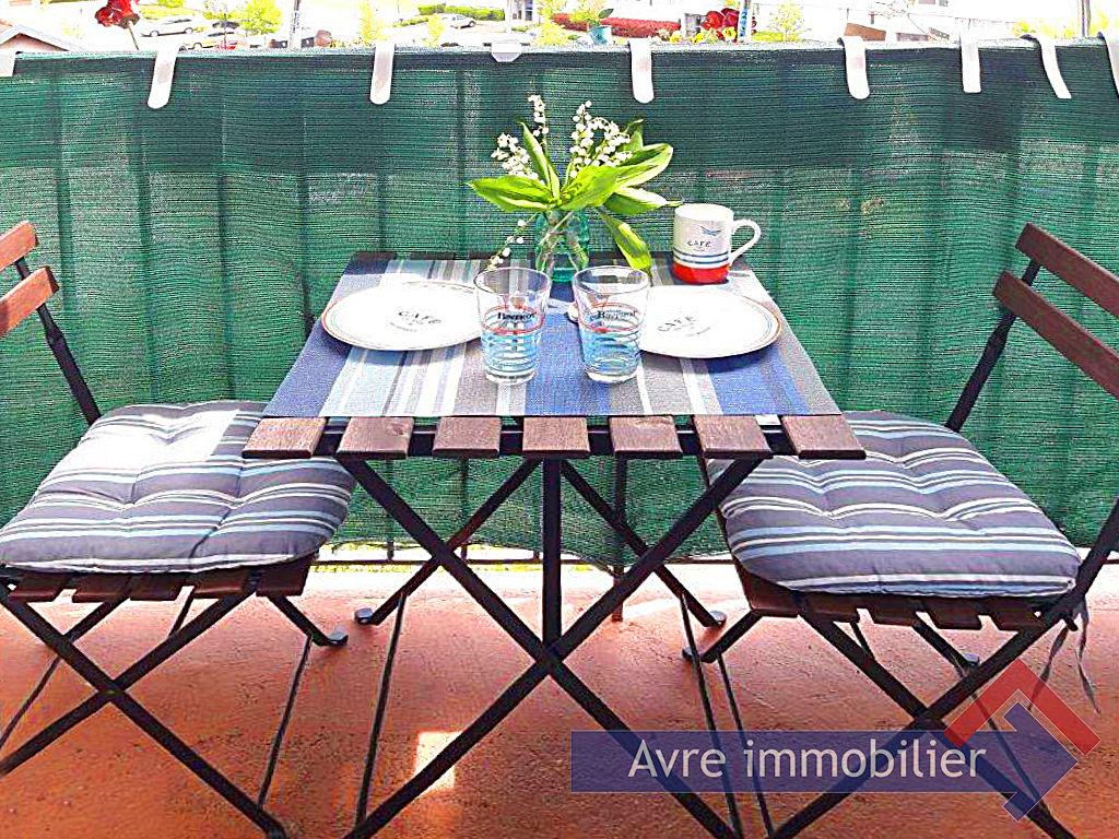 Sale apartment Tillieres sur avre 58500€ - Picture 5