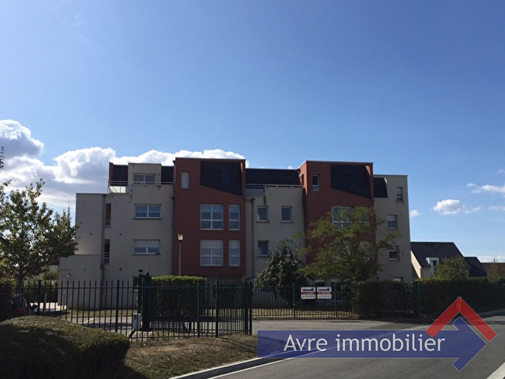 Vente appartement Verneuil d avre et d iton 55 000€ - Photo 1