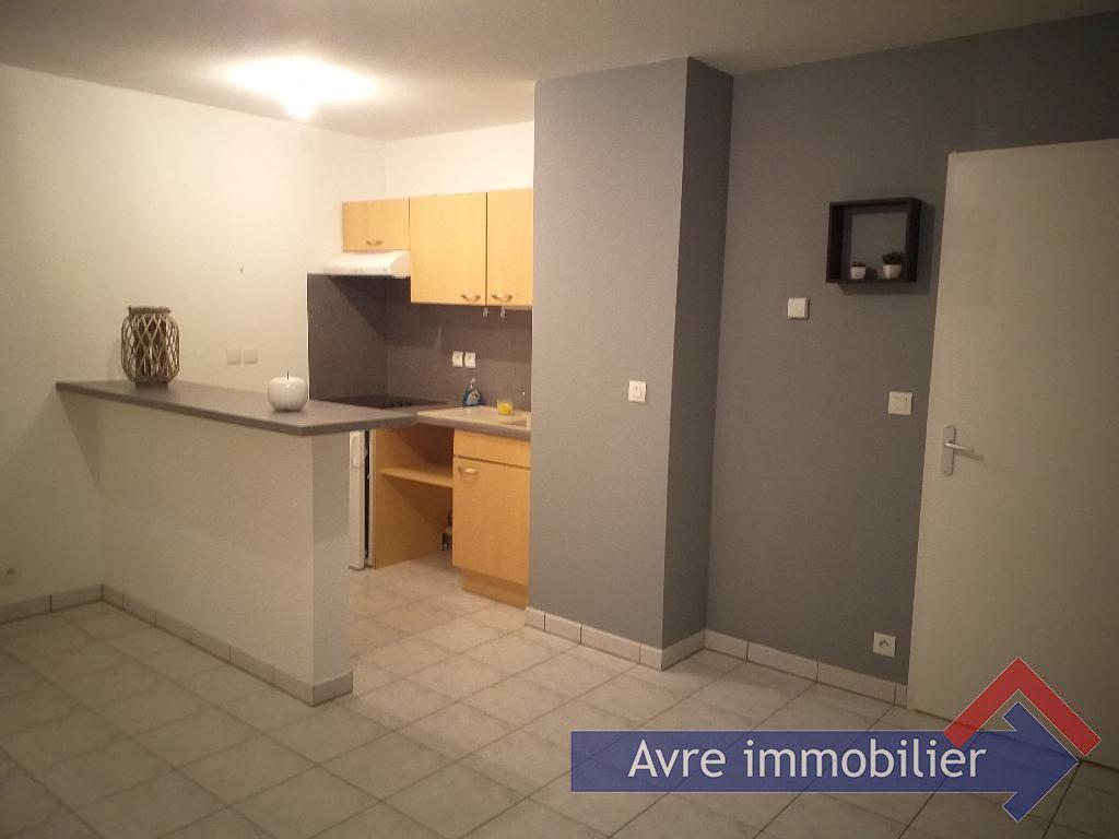 Vente appartement Verneuil d avre et d iton 55000€ - Photo 3