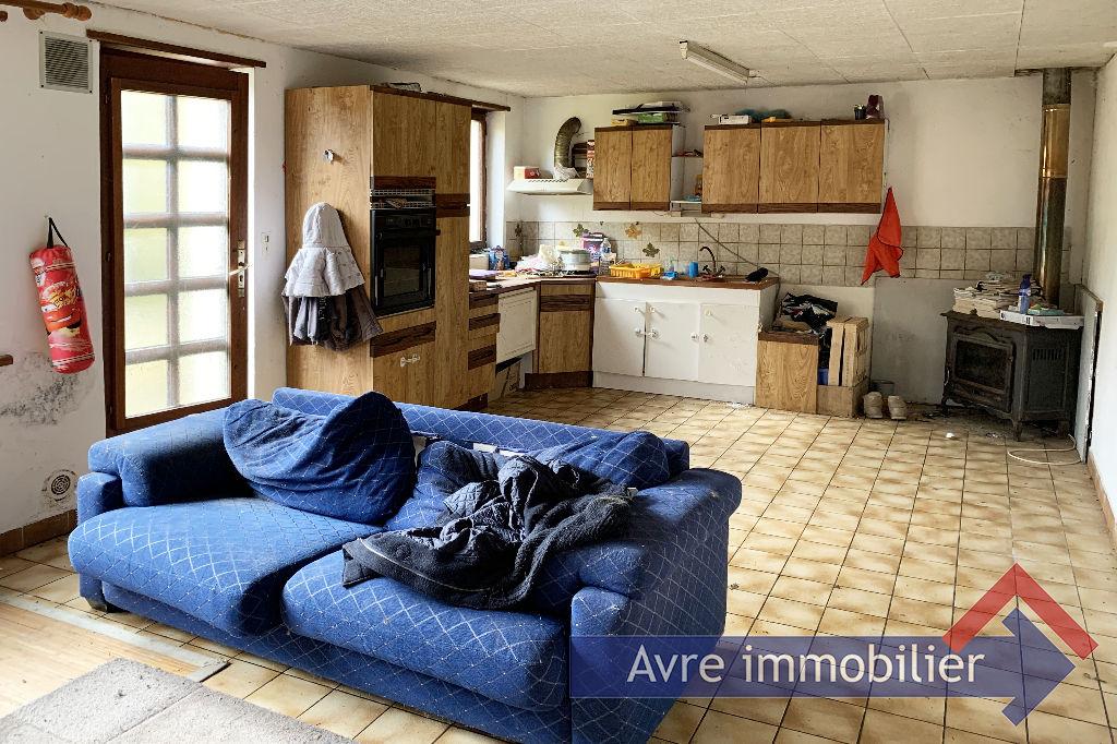 Sale house / villa Montigny sur avre 66000€ - Picture 4