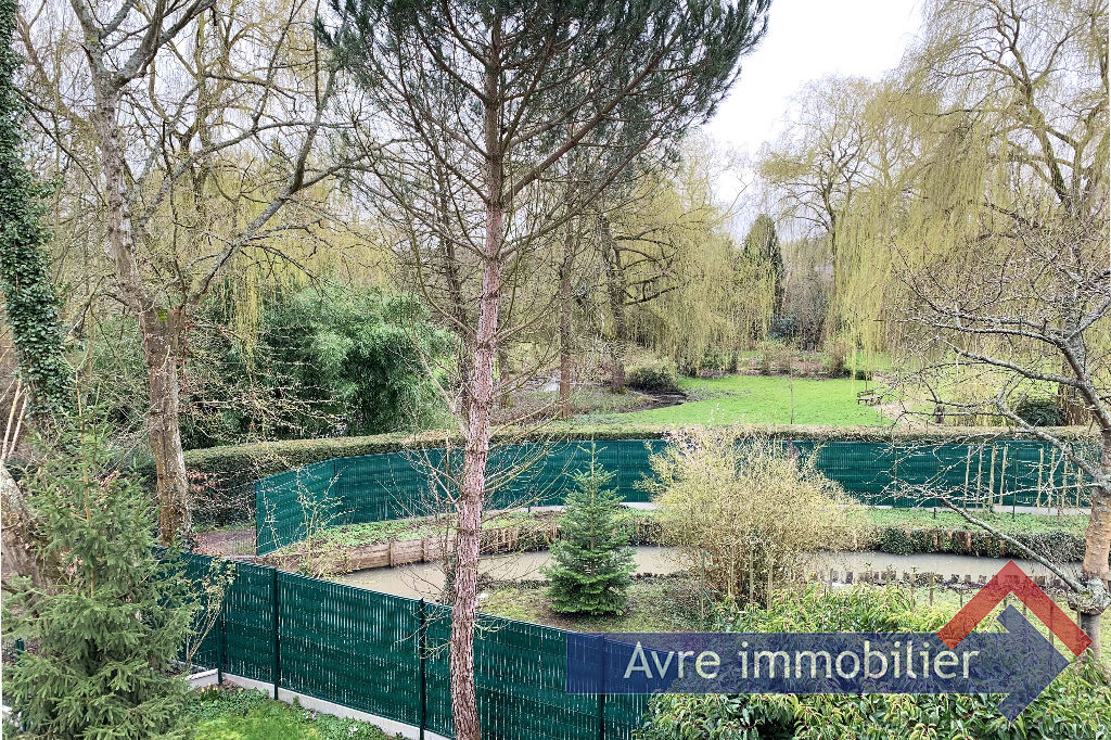 Sale apartment Verneuil d avre et d iton 80000€ - Picture 1
