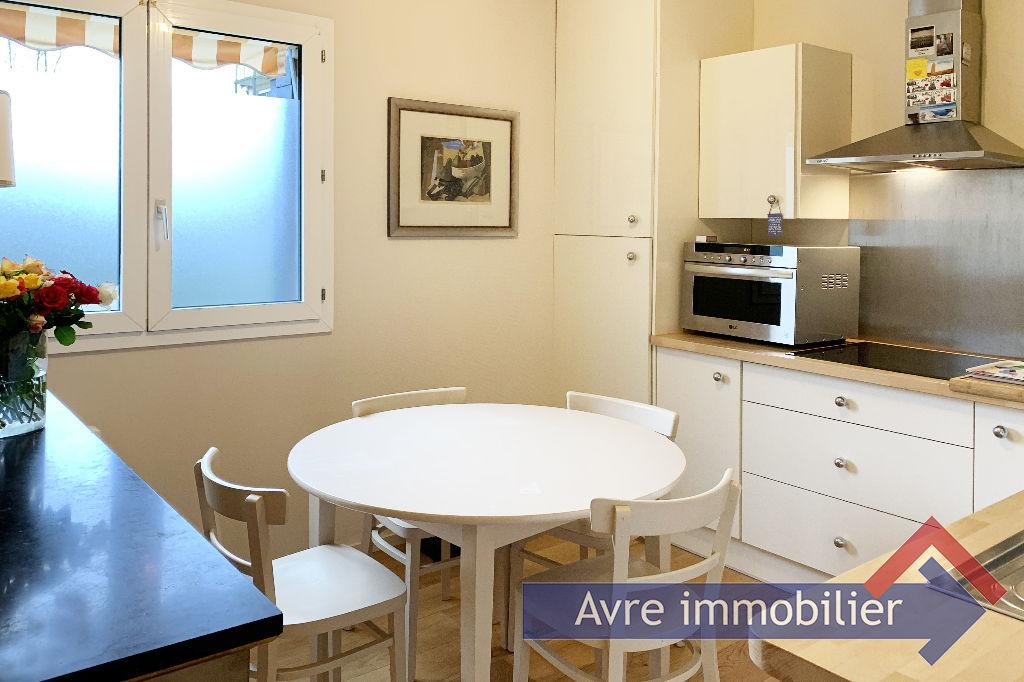 Sale apartment Verneuil d avre et d iton 80000€ - Picture 2