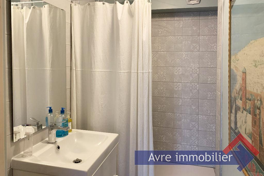 Sale apartment Verneuil d avre et d iton 80000€ - Picture 4