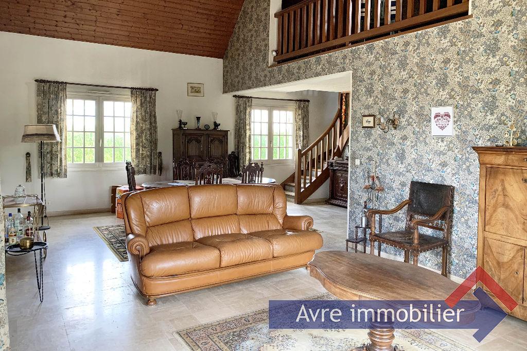 Vente maison / villa Verneuil d avre et d iton 179000€ - Photo 2