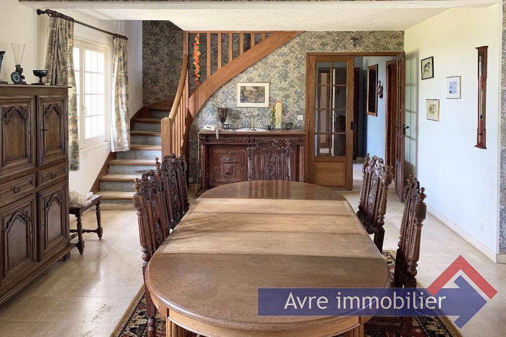 Vente maison / villa Verneuil d avre et d iton 179000€ - Photo 3