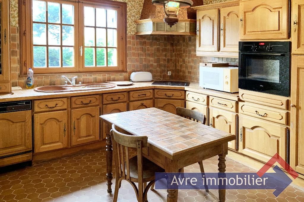 Vente maison / villa Verneuil d avre et d iton 179000€ - Photo 4