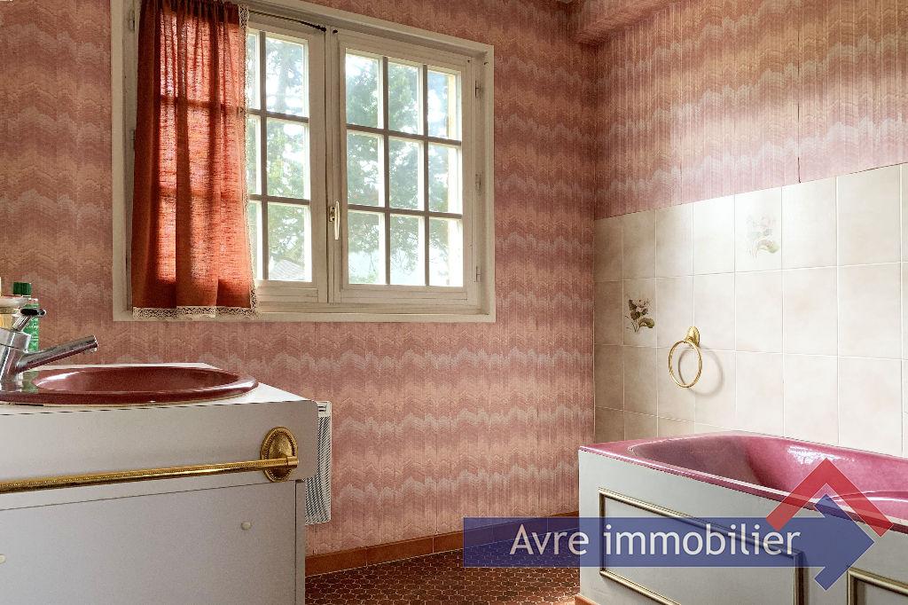 Vente maison / villa Verneuil d avre et d iton 179000€ - Photo 5
