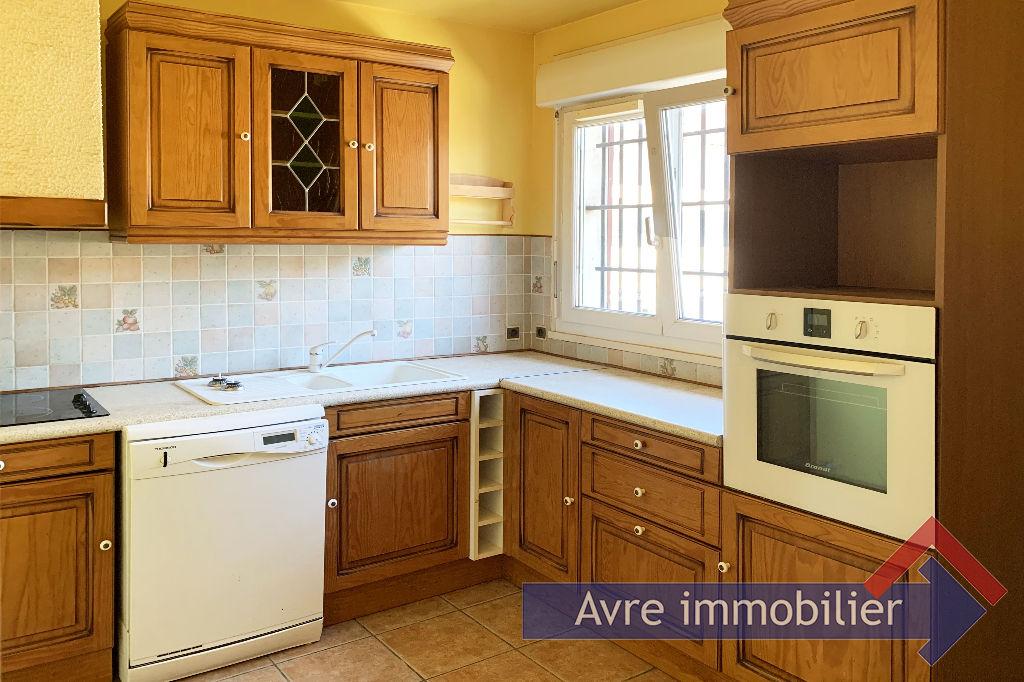 Vente appartement Verneuil d avre et d iton 149000€ - Photo 2