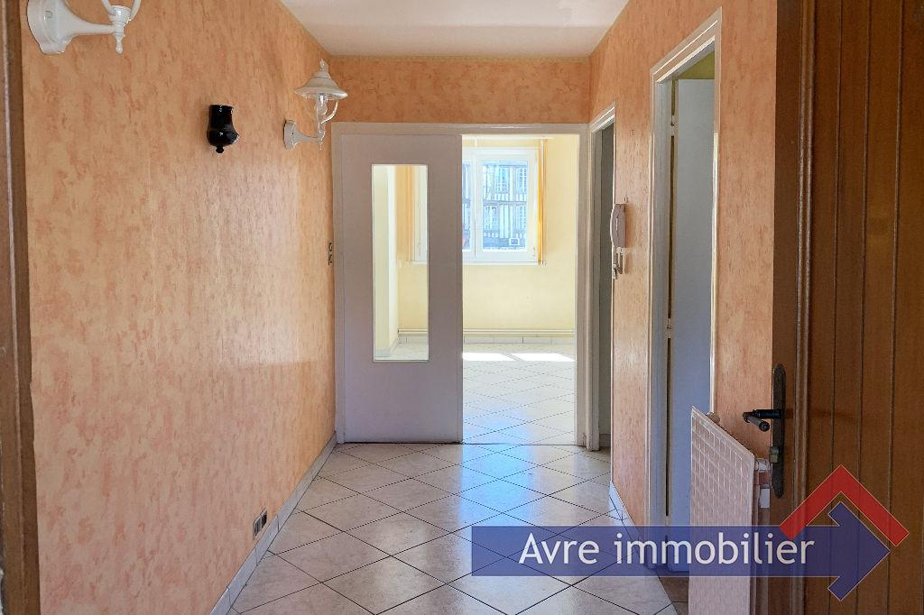 Vente appartement Verneuil d avre et d iton 149000€ - Photo 4
