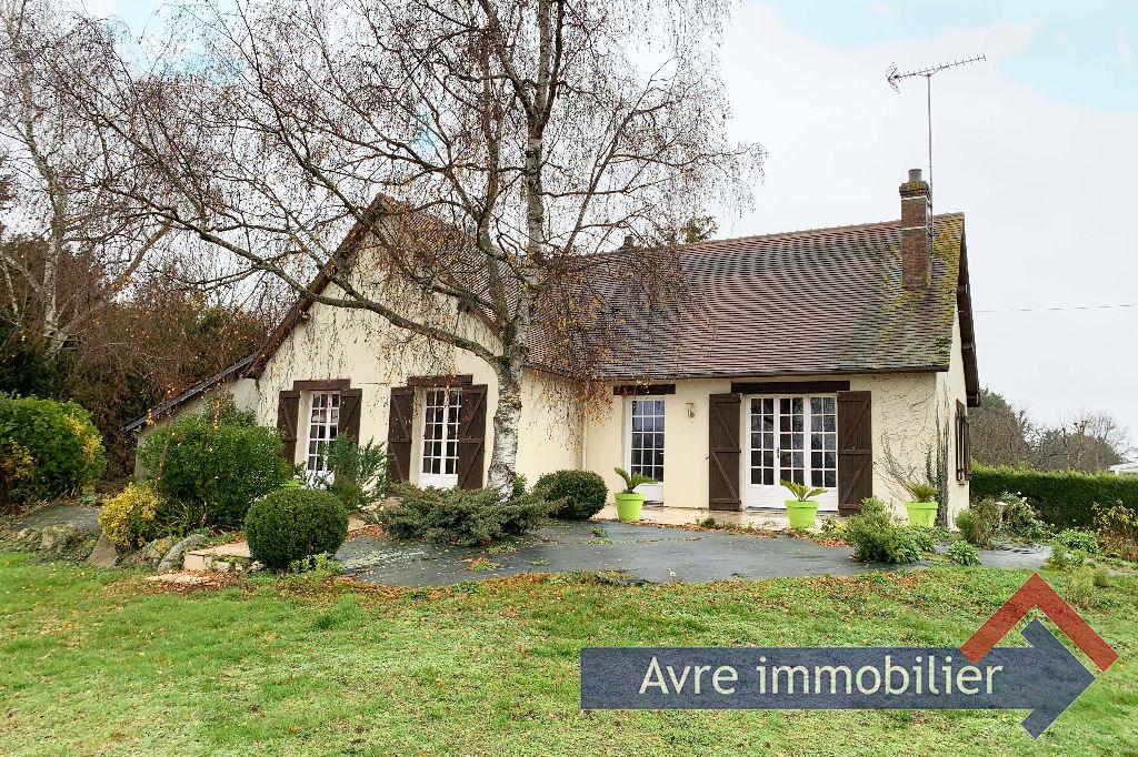 Vente maison / villa Verneuil d avre et d iton 178000€ - Photo 1