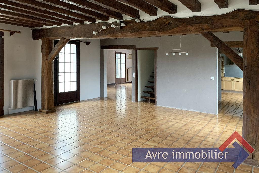 Vente maison / villa Verneuil d avre et d iton 178000€ - Photo 2