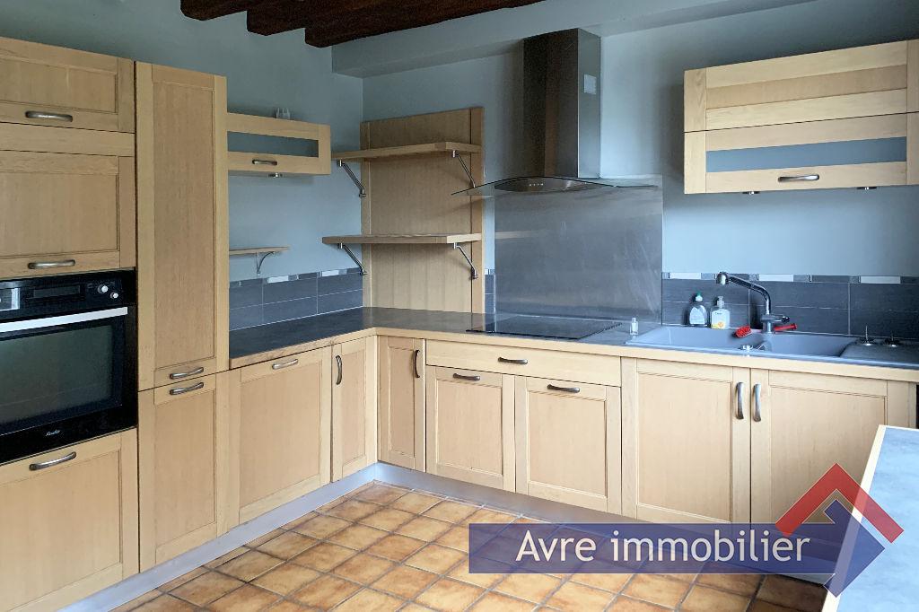Vente maison / villa Verneuil d avre et d iton 178000€ - Photo 3