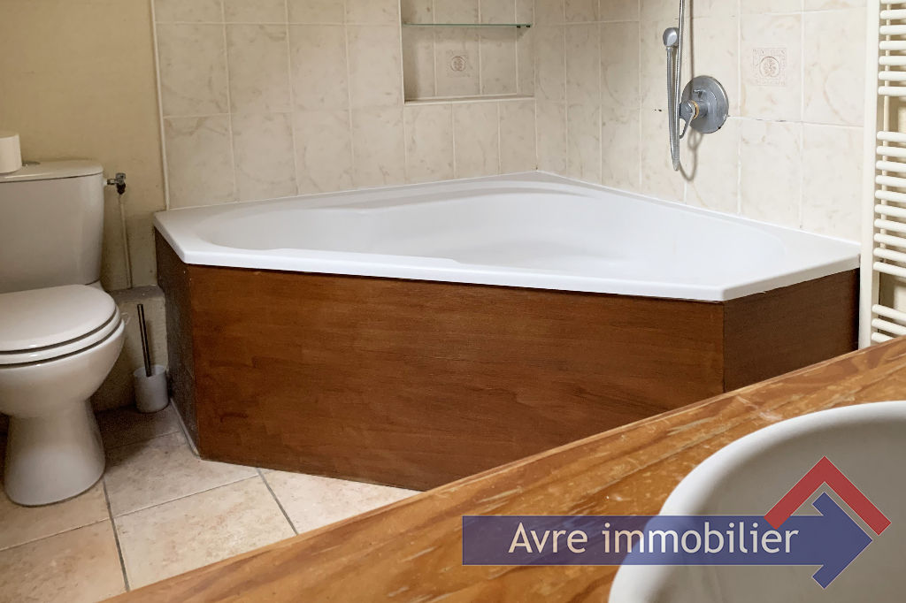 Vente maison / villa Verneuil d avre et d iton 178000€ - Photo 4