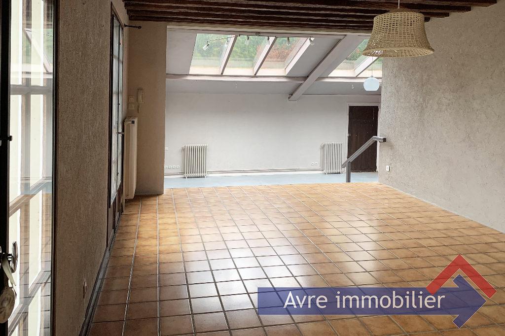 Vente maison / villa Verneuil d avre et d iton 178000€ - Photo 5