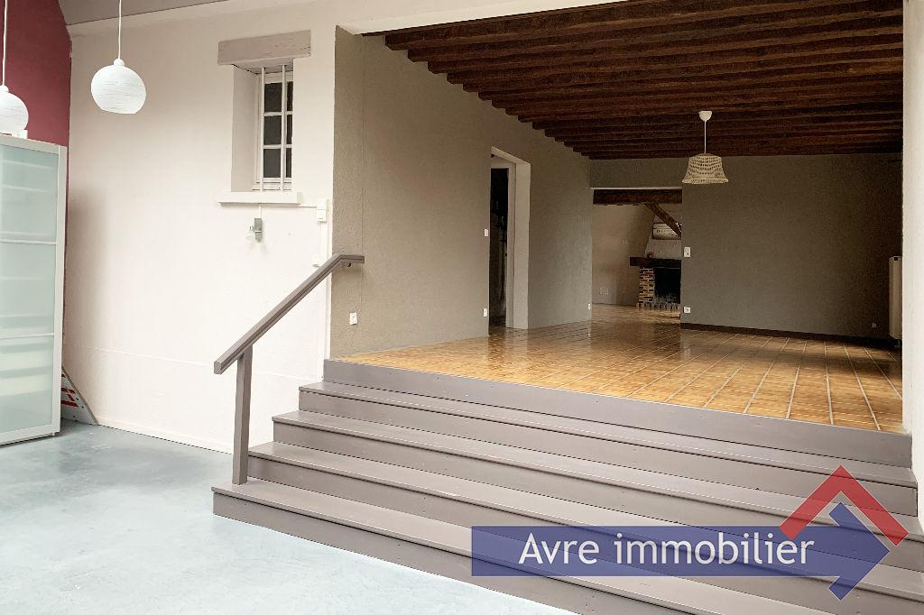 Vente maison / villa Verneuil d avre et d iton 178000€ - Photo 7