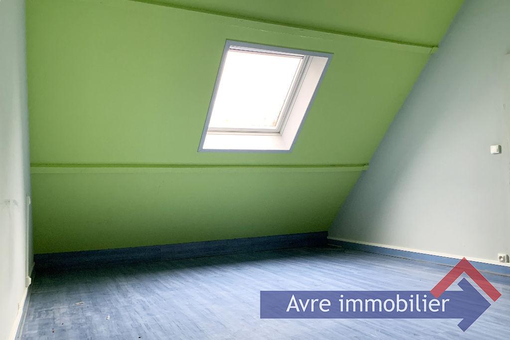 Vente maison / villa Verneuil d avre et d iton 178000€ - Photo 8