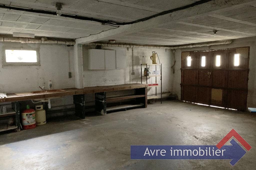 Vente maison / villa Verneuil d avre et d iton 178000€ - Photo 11