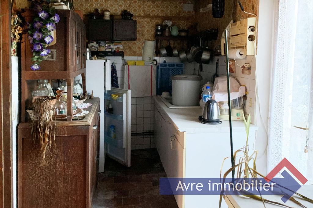 Vente maison / villa Verneuil d avre et d iton 97000€ - Photo 5