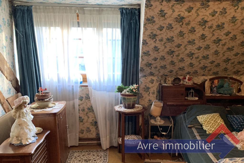 Vente maison / villa Verneuil d avre et d iton 97000€ - Photo 7